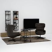 BoConcept Furniture Set