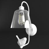 Бра Arte Lamp Passero A4289AP-1WH
