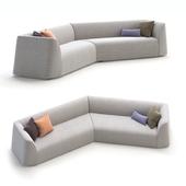 Blue Dot - Thataway Angled Sectional Sofa