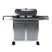 Gas Grill Flate-