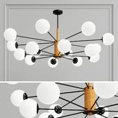 Lighting led ceiling chandelier E27