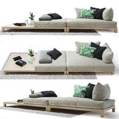 Sofa haneda from Desiree