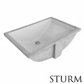 Built-in washbasin STURM Hope