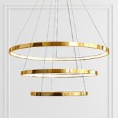 3 Ring Astral Pendant Light