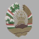 Герб Республики Таджикистана