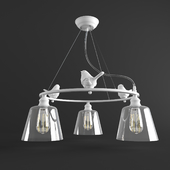 Люстра  Arte Lamp Passero A4289LM-3WH