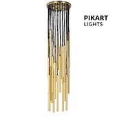 Lamp, арт. 4870. 27 pipes от Pikartlights