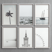 Picture Frames Set-61