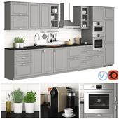 Ikea Metod Bodbyn Gray