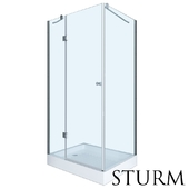 Shower enclosure STURM Arena