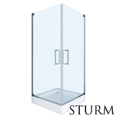 Shower enclosure STURM Fiesta New