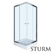 Shower enclosure STURM Joy New