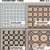 Topcer Victorian Tiles Set 11
