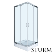 STURM Novel shower enclosure