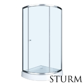 Shower enclosure STURM Oblic