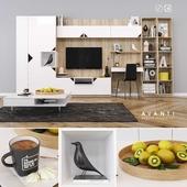 AVANTI_modular living room
