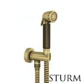 Гигиенический душ STURM Lilie, цвет бронза