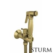 Гигиенический душ STURM Style, цвет бронза
