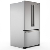 KitchenAid 25.2 cu. ft. French Door Refrigerator in Stainless Steel