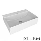 Sink suspended STURM Uno