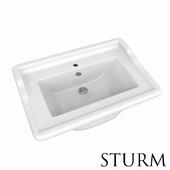 Built-in washbasin STURM Grazia