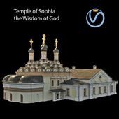 Temple of Sophia the Wisdom of God