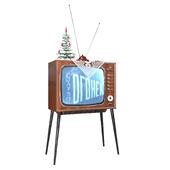 "Телевизионный приёмник ""Темп-209"""