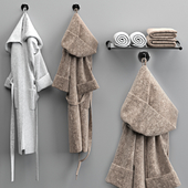 Dressing gowns and towels 3