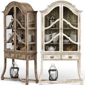 Dauphine Antique Cabinet
