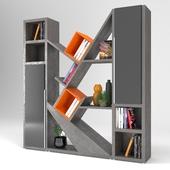 Книжный шкаф Gautier