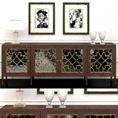 Hooker Furniture Living Room Sanctuary
