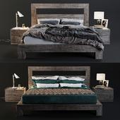 Huppe Cloe Modern Bedroom Set