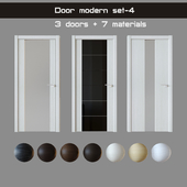 Door modern set-4