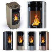 Klover fireplace - REA 100