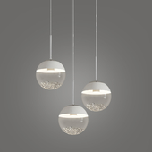 MONTEFIO 1 LED MULTI LIGHT PENDANT BY EGLO