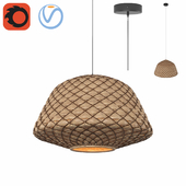 Pendant lamp Hyacinth Basket