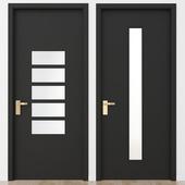 Black modern door_4