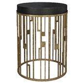 Luxury Wireframe Side Tables № 006