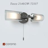 Бра с выключателем влагозащищенное Tesco 2140/2W-72337