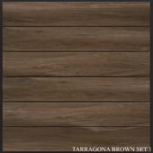 Fiore Tarragona Brown Set 1