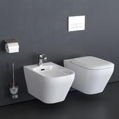 Ideal Standard TONIC II Wall-Hang WC art. K3167 art. K5236