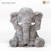 ELEPHANT YETTESTOR IKEA