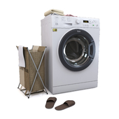 Washing machine Hotpoint-Ariston VMSF 501 B