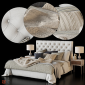 """CLASSIC"" by Greco Strom + Zara Home linen"
