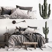 Bed / Scandinavian