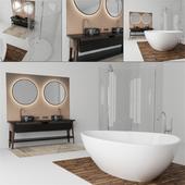 Bathroom Set 1