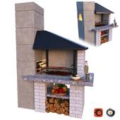 Barbecue Faro (Palazzetti)