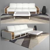 Miami Lux sofa