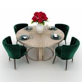 Eichholtz Remington table