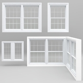 Plastic Window Set